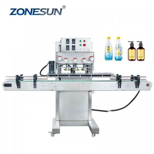 ZONEUSN ZS-XG440B Automatic High Speed Capping Machine